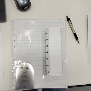 TUL Refills Custom Note-Taking Systems